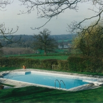 Fantastic Marble Pool, Near Tunbridge Wells
